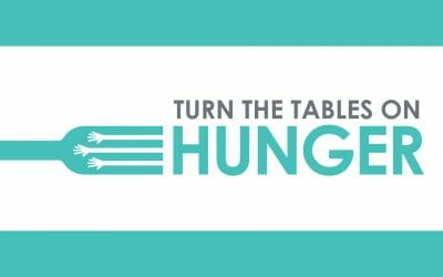Join Us for Agilec's 5th Annual Turn the Tables on Hunger