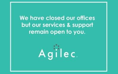 Service Delivery Continues at Agilec