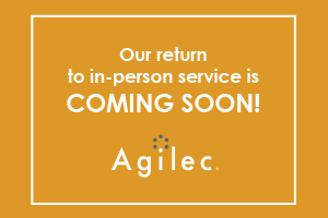 Our return to in-person service is COMING SOON!