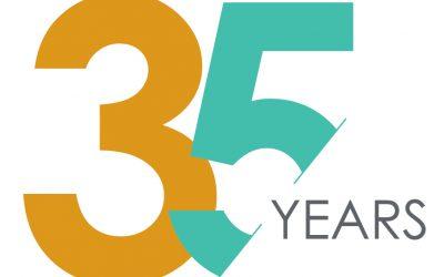 Happy 35th Anniversary Agilec!