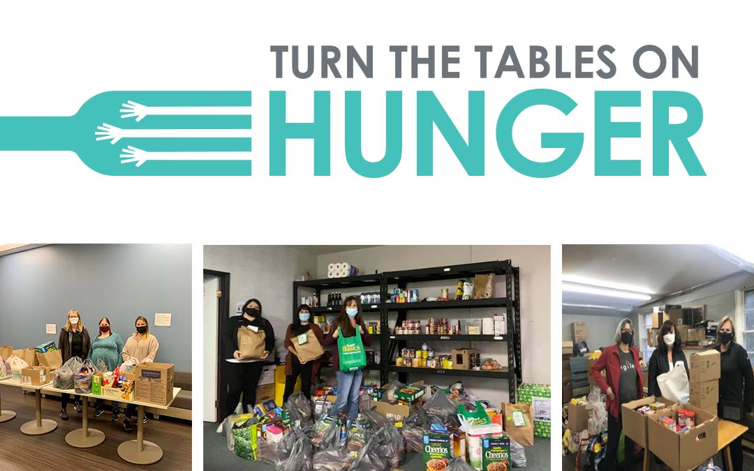 Turn the Tables on Hunger 2021